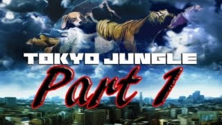 ★ Tokyo Jungle - Part 1 - Intro and Animal Training