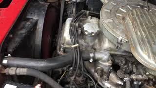 MS70エンジン始動