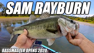 TIME TO WIN on the Best Lake in the Country - Road to the Classic Ep.12 Bassmaster Sam Rayburn