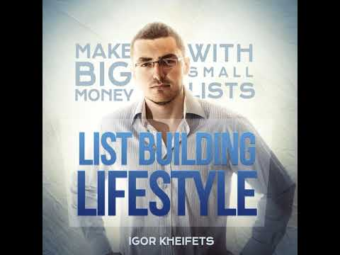 Solo Ads Podcast - How To Attract Clients Through Confidence - List Building Lifestyle Show