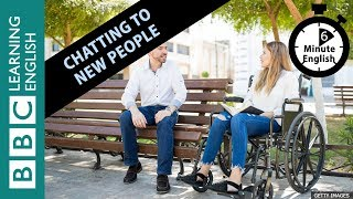Скачать Anxious About Talking To New People Listen To 6 Minute English