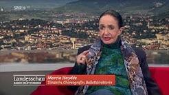 Primaballerina Marcia Haydée feiert 80sten Geburtstag