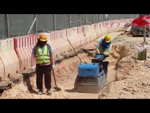 Omari General Contracting And Riyadh Metro Project