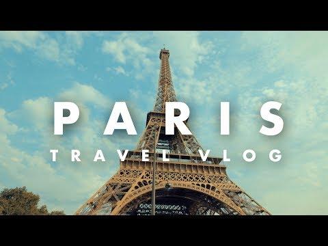 France Summer Trip |  Travel Vlog #1 Paris