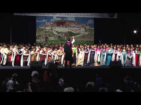 Gyaton Luyang: Group Song for His Holiness the Dalai Lama