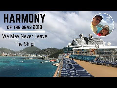 Harmony of the Seas 2018: We May Never Leave! Mp3