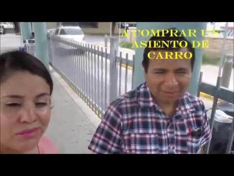 COMO LLEGAR DE HIDALGO TEXAS A MCALLLEN TEXAS EN CAMION!!!
