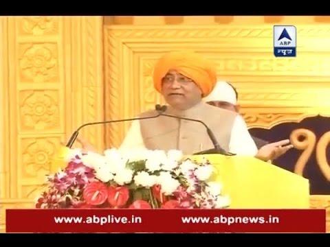FULL SPEECH: Bihar CM Nitish Kumar at Patna's Gandhi Maidan
