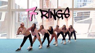 Ariana Grande - 7 Rings / Mina Myoung Choreography Dance Cover [R.P.M]