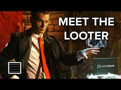 Loot Crate Commercial - 'Meet The Looter' - :30 Seconds