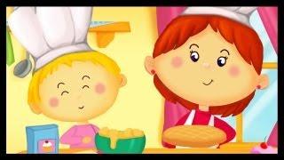 http://www.mondedestitounis.fr La comptine J'aime la galette pour l...