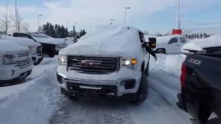 Duramax Diesel Cold Start 2016 Sierra