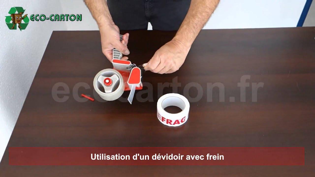 Utilisation d 39 un d vidoir adh sif youtube for Utilisation d un ohmmetre