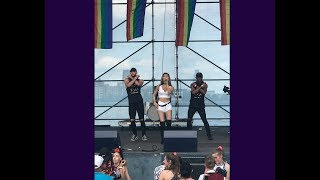 AZRA - Full Live Performance at Philadelphia Pride