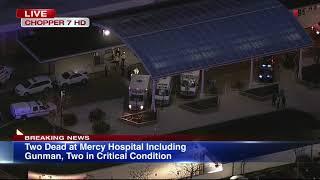 Mercy Hospital Chicago Shooting: 2 dead, including gunman