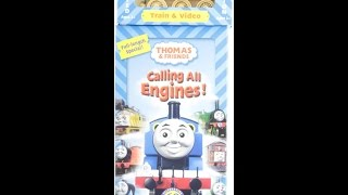 Closing to Thomas & Friends: Calling All Engines 2005 VHS