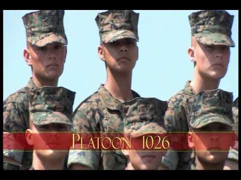 Bravo Company Platoon 1026 (Sept. 2017)
