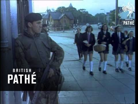 Going To School In Belfast (1960-1969)