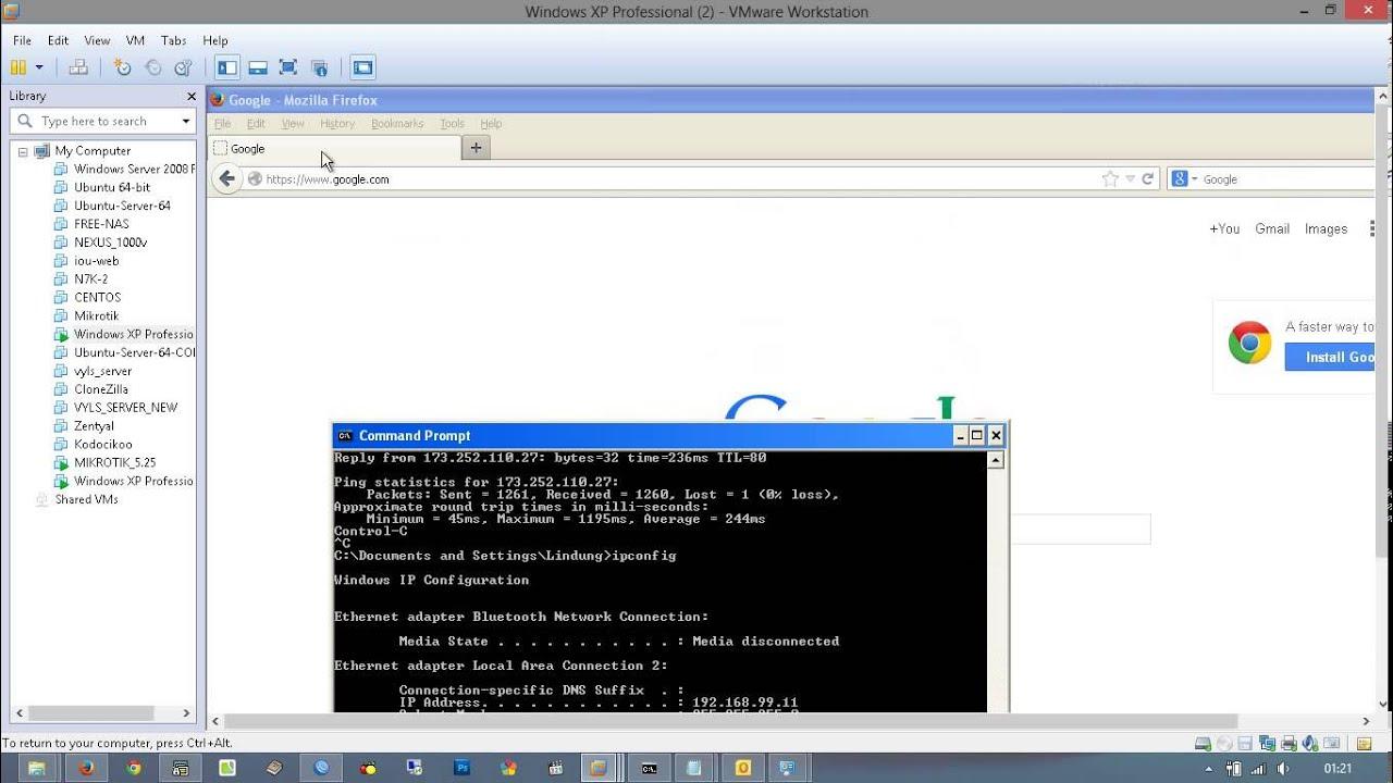 Block & Unblock IP Address that access to FACEBOOK