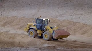 Efficient Hystat Operation (Cat® K Series Small Wheel Loader Operator Tips)