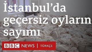 Yerel Seçim 2019: İstanbul'da geçersiz oylar sayılıyor