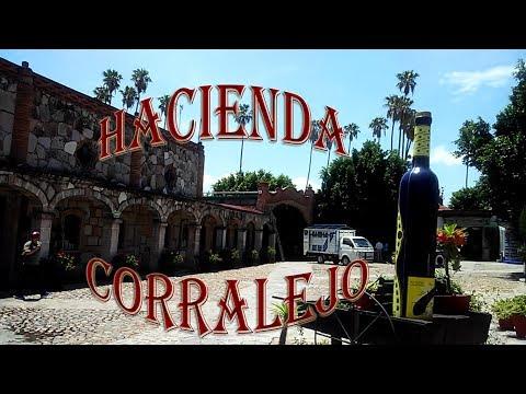 Hacienda Corralejo, Pénjamo, Guanajuato.
