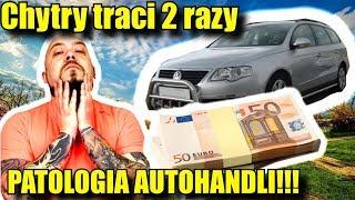 Chytry traci 2 razy. Ile wydać na sprawdzenie auta przed zakupem? PATOLOGIA POLSKICH AUTOHANDLI!!!