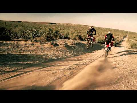 Chasing Summer - Dirt Biking through BAJA - Teaser