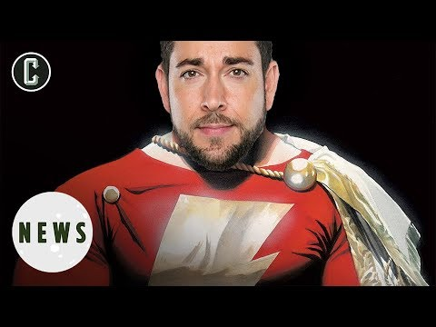 Shazam: 3 Reasons Why Zachary Levi is Perfect for the Role