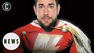 Video Shazam: 3 Reasons Why Zachary Levi is Perfect for the Role download MP3, 3GP, MP4, WEBM, AVI, FLV Juli 2018
