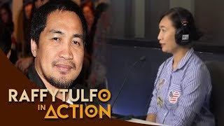Dating asawa ng isang TV director nagreklamo dahil kapos daw ang natatanggap niyang sustento.