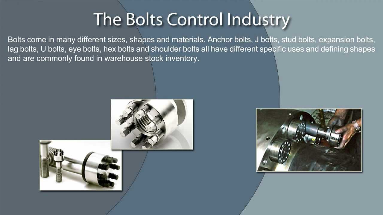 Bolt Manufacturers Suppliers | IQS Directory