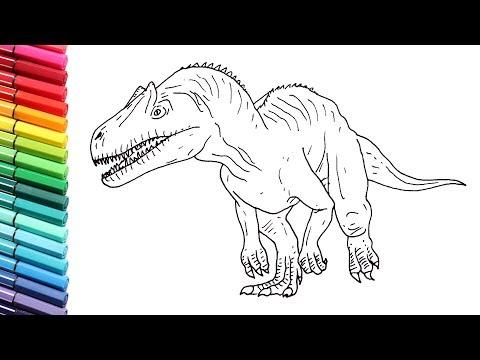 39 t rex ausmalbild - besten bilder von ausmalbilder