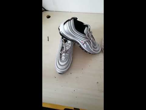 NIKE AIR MAX 97 Ioffer UNBOXING | OPINION REVIEW
