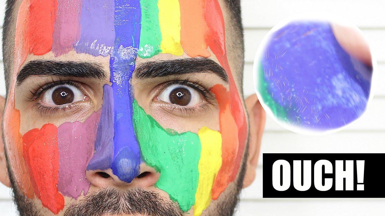 facial gay putitas es