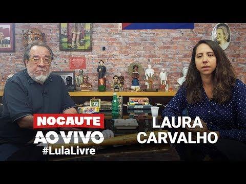 #LULALIVRE: FERNANDO MORAIS ENTREVISTA LAURA CARVALHO