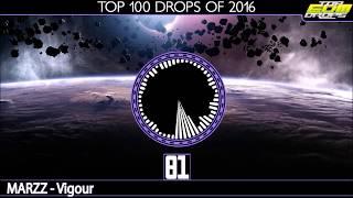 Top 100 EDM Drops of 2016