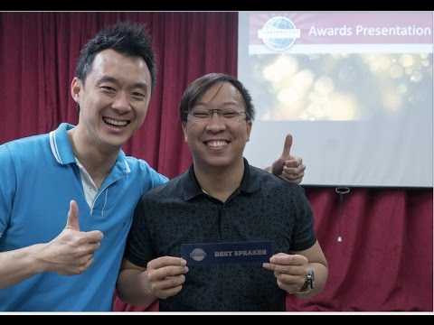 Toastmasters in Christ: Advance Project - Make Them Laugh