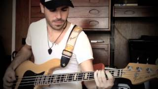 Bruno Mars - Locked Out Of Heaven [WITH TABS] [Bass Cover by Miki Santamaria] HOW TO PLAY