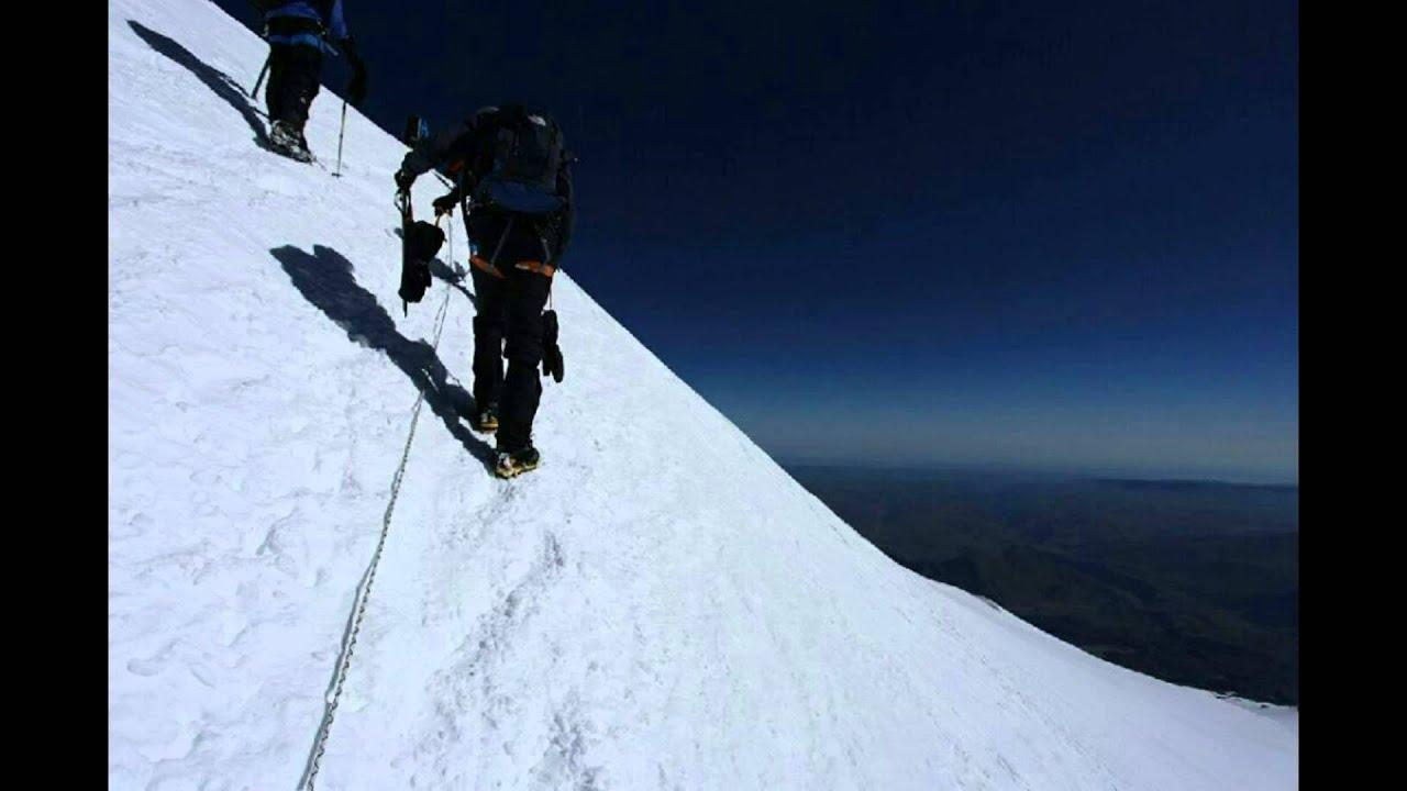 EURO 48 - Elbrus, Russia - YouTube