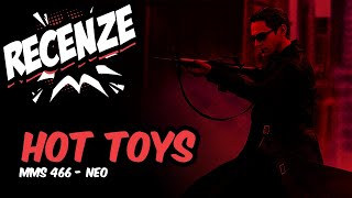 Recenze Hot Toys MMS 466 - Neo (CZ)