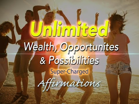 UNLIMITED - Unlimited Wealth, Opportunities, & Possibilities