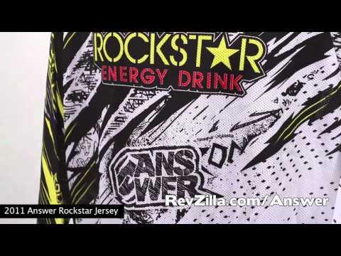 Answer Rockstar Jersey at RevZilla.com
