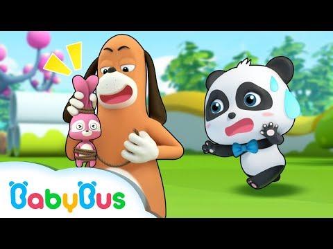 Кролики и его друзья мультфильм