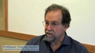 MA Director of Pre-PhD Advising and PhD Placement Charles Becker on the Diversity of the Program
