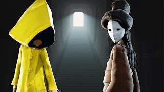 КТО ЖЕ ТЫ  Little Nightmares 4 Финал