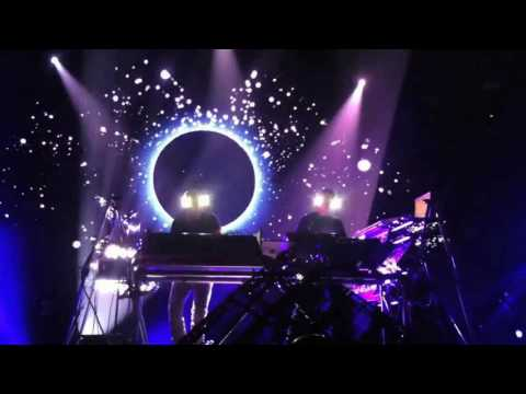 Orbital live at Alexandra Palace, New Year's Eve 1996