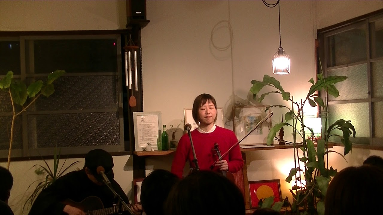 mille baisers Live @Cafe & bar Brisa do 後半