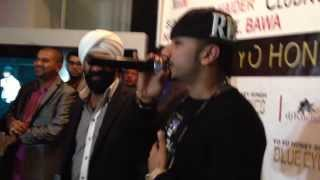 YO YO Honey Singh in New York City