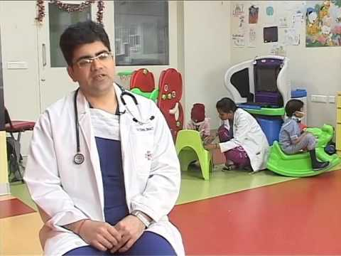 Dr. Sunil Bhat on paediatric cancer in India